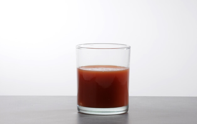 Tomate, pur jus