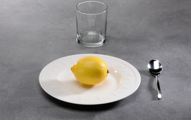 Citron, frais, pulpe
